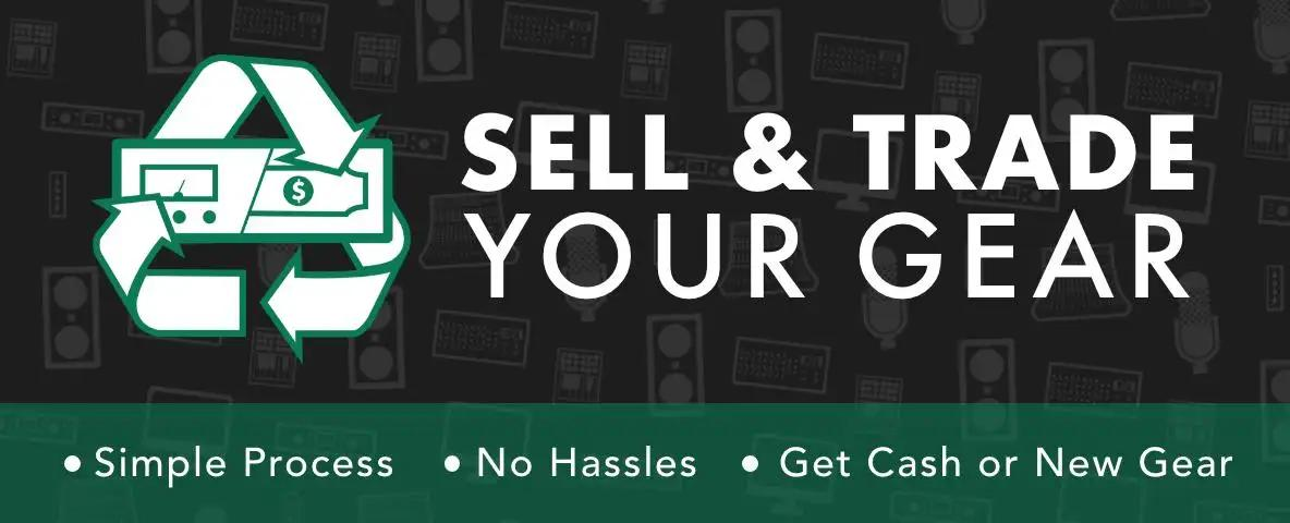 Sell or trade your gear