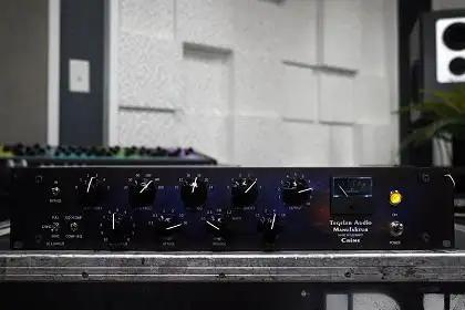 Revisiting The Tegeler Audio Creme For Compression And EQ