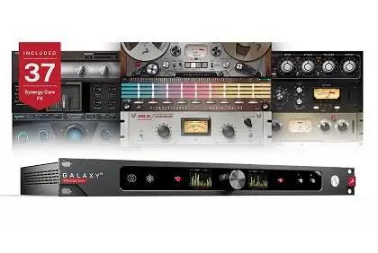 Antelope Audio Expands Synergy Core Lineup With Galaxy 32 Interface