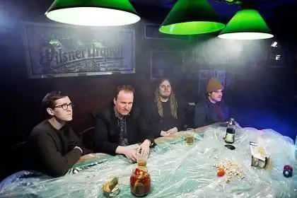 The Making Of Protomartyr's Ultimate Success Today With David Tolomei