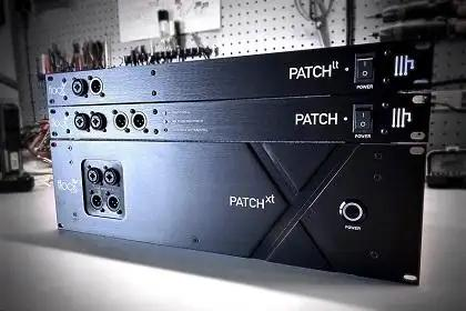 The Future Of Patch Bays With The Flock Audio Patch