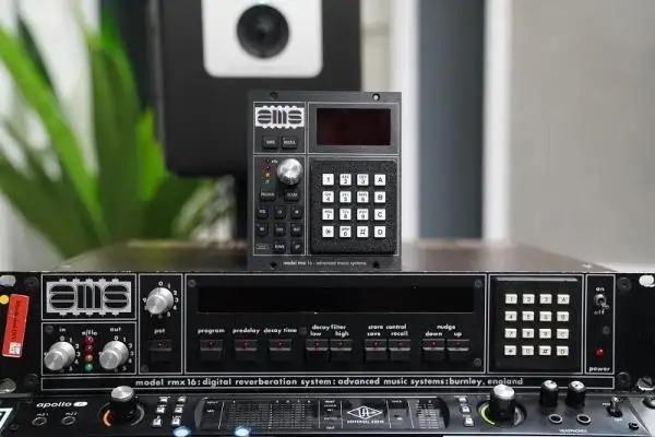 How Does The New AMS RMX16 500 Series Compare To A Vintage RMX16 And Plug-In Emulation?