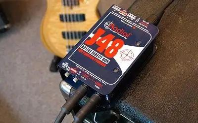 What is a DI Box And How to Use One in the Studio