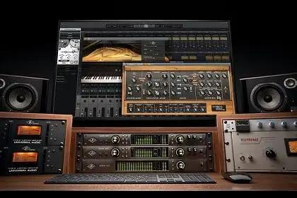 What's New In The Latest Update To Universal Audio's LUNA Recording System
