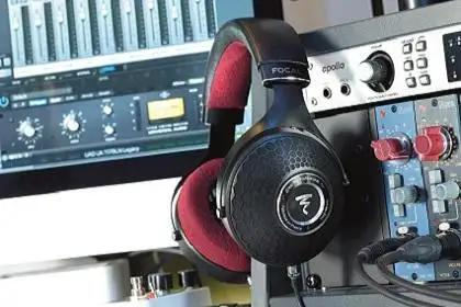 Focal Delivers Optimized Listening Experience With Clear Mg Professional Headphones