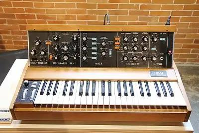 Minimoog Model D Reissue Launched By Moog Music