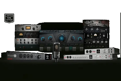 Antelope Audio Serves Up Free Edge Solo, Auto-Tune And More With Synergy Core Interfaces