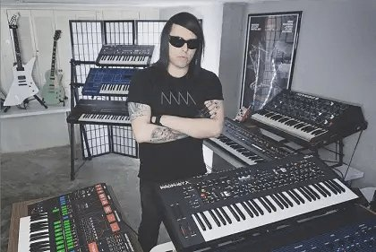 Synth Slayer: Protovolt Talks Vintage Synthesizers And Horror Film Scores
